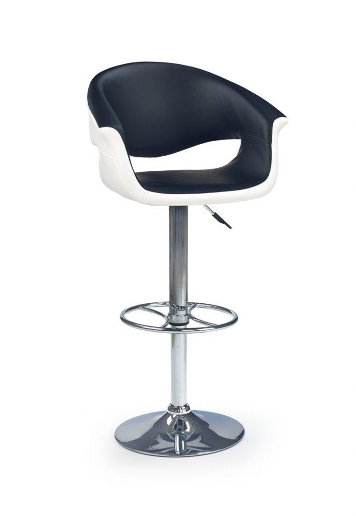 Wysokie krzesła barowe