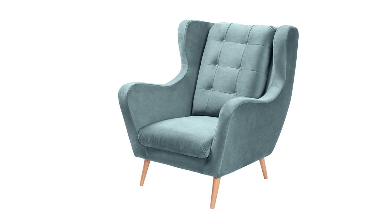 uszak fotel mietowy